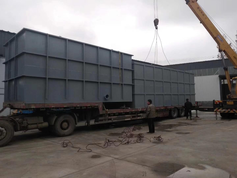 滁州乡镇污水处理设备报价