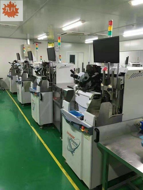 回收AD520邦定机焊线机