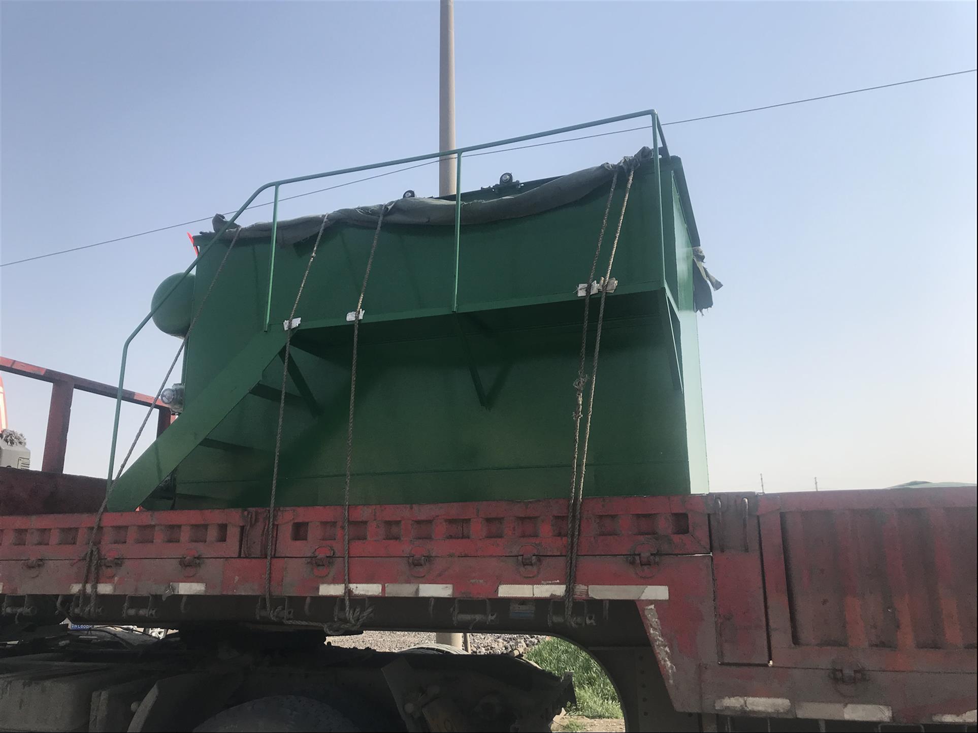 成都屠宰污水处理设备生产商