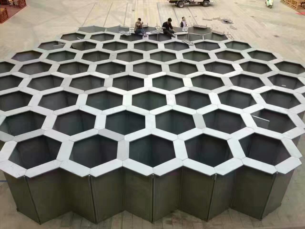 安徽专业定做蜂巢迷宫厂家
