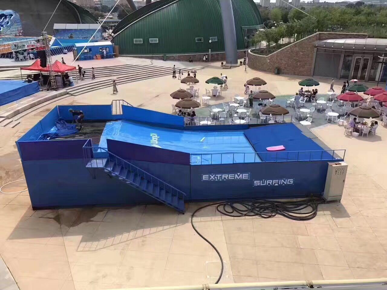 景德镇模拟水上冲浪哪家专业   亚飞展览