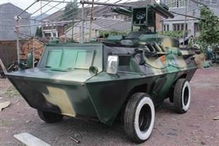 株洲国防教育基地军事模型厂家