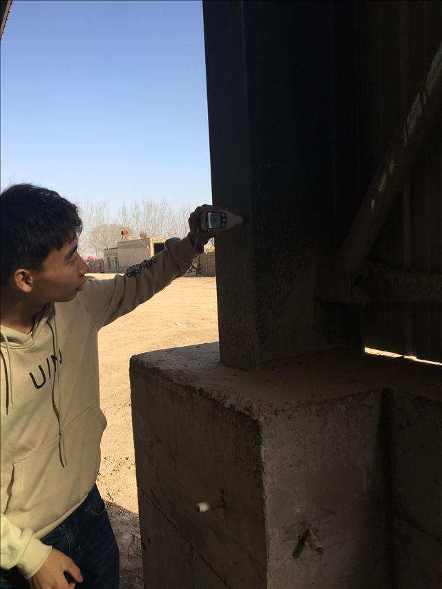 包頭廠房樓板承載力檢測