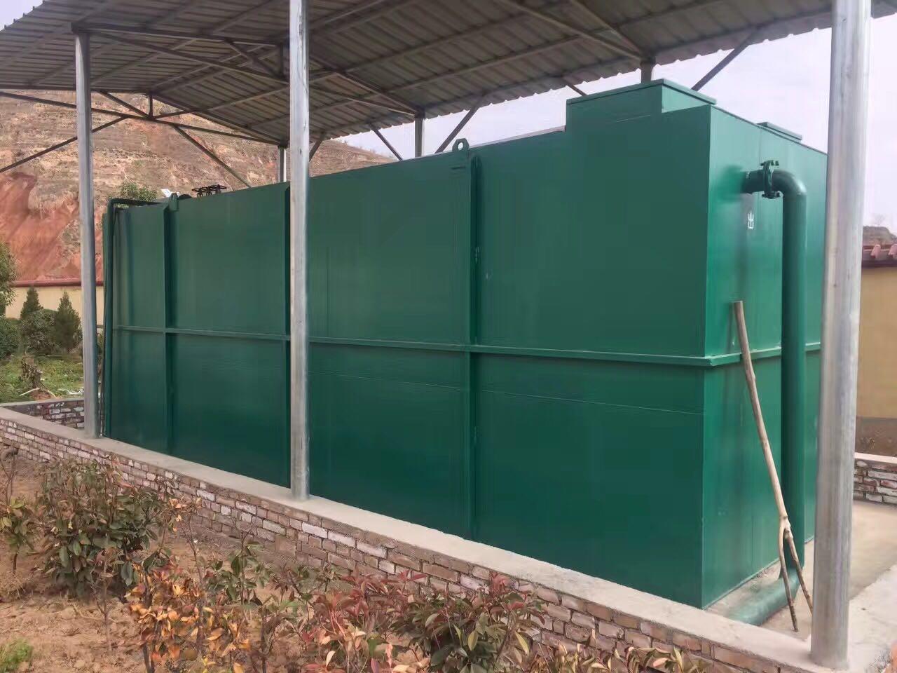 九江地埋式污水处理设备报价