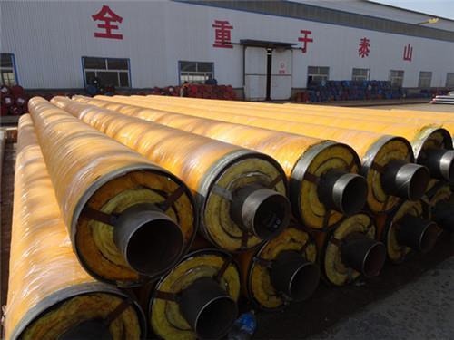 上海蒸汽保温钢管厂家