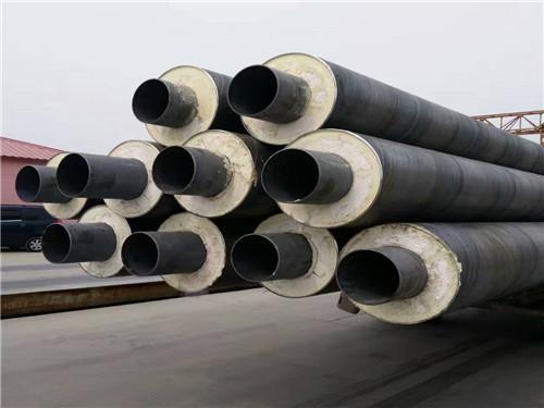 钢套钢保温管道价格走势