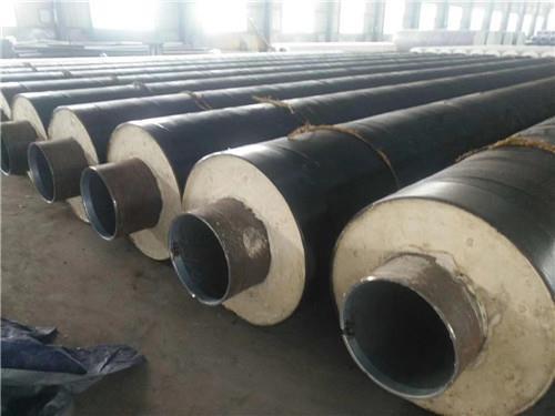 武汉钢套钢保温钢管价格
