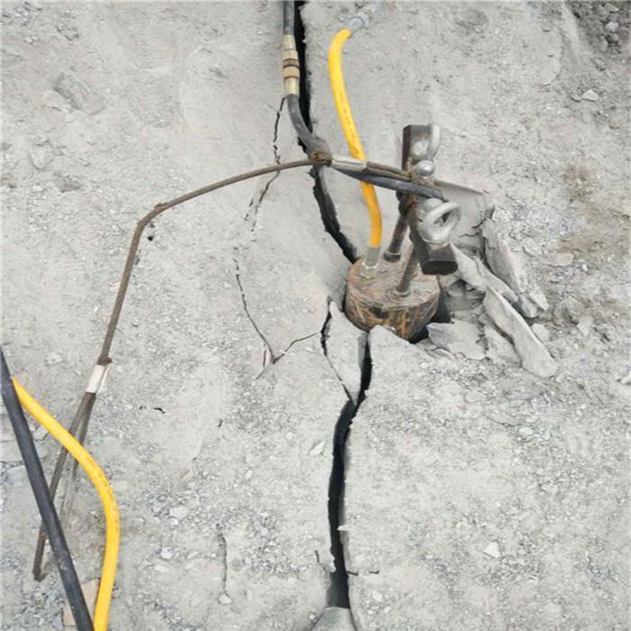 滁州电动液压顶石机厂