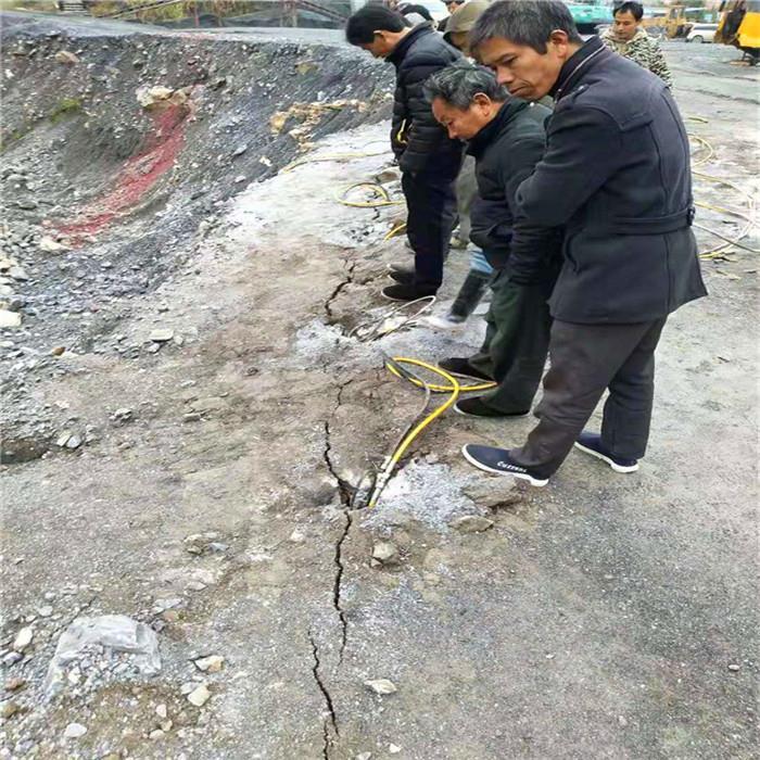 湖北岩石分裂棒