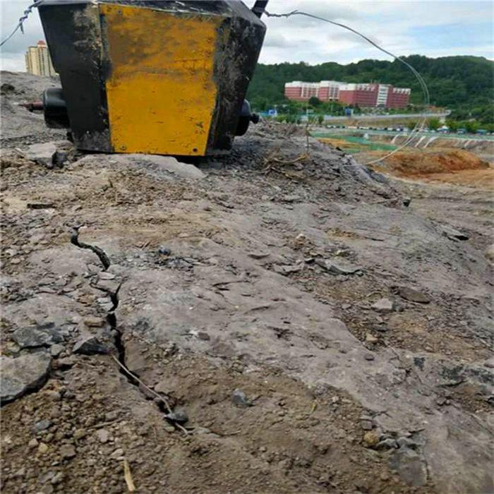 鄂州岩石分裂棒劈裂器