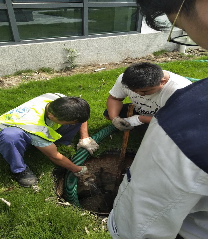 苏州国家高新区下水管道疏通费用