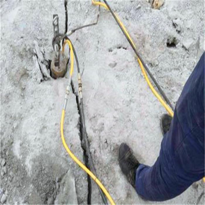 揭阳新款液压劈裂棒厂