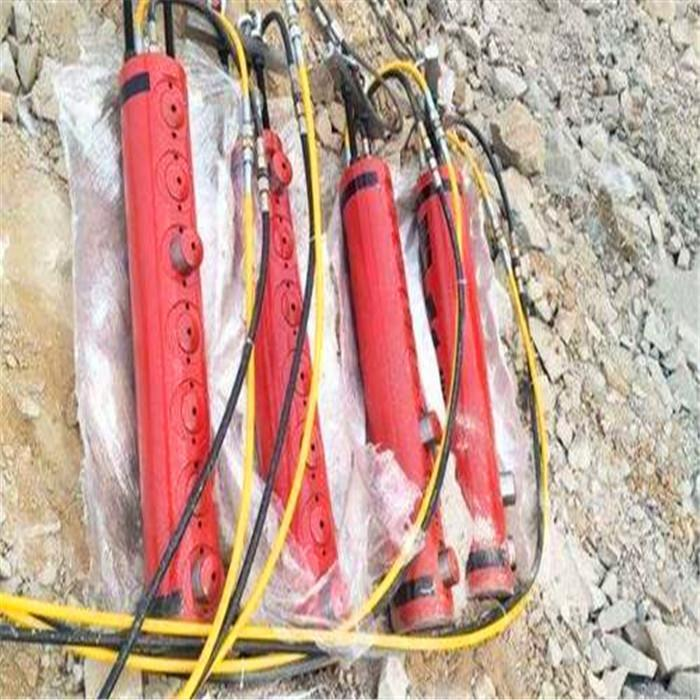 蚌埠电动液压顶石机促销