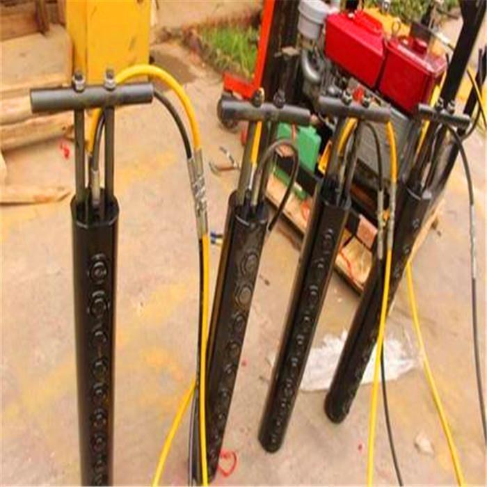 蚌埠电动液压顶石机出售