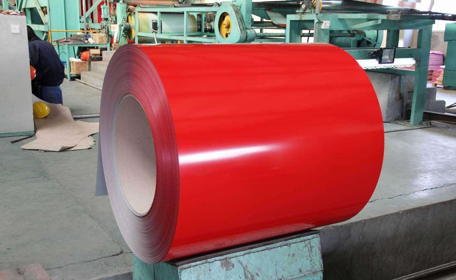 特价PVDF彩钢板厂家