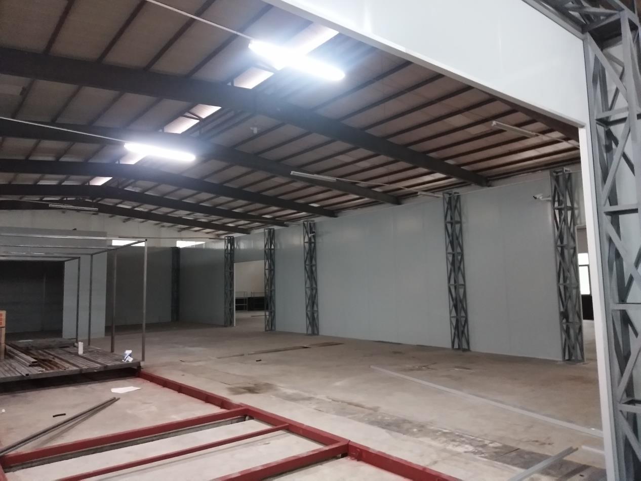 望牛墩钢结构铁棚工程价格