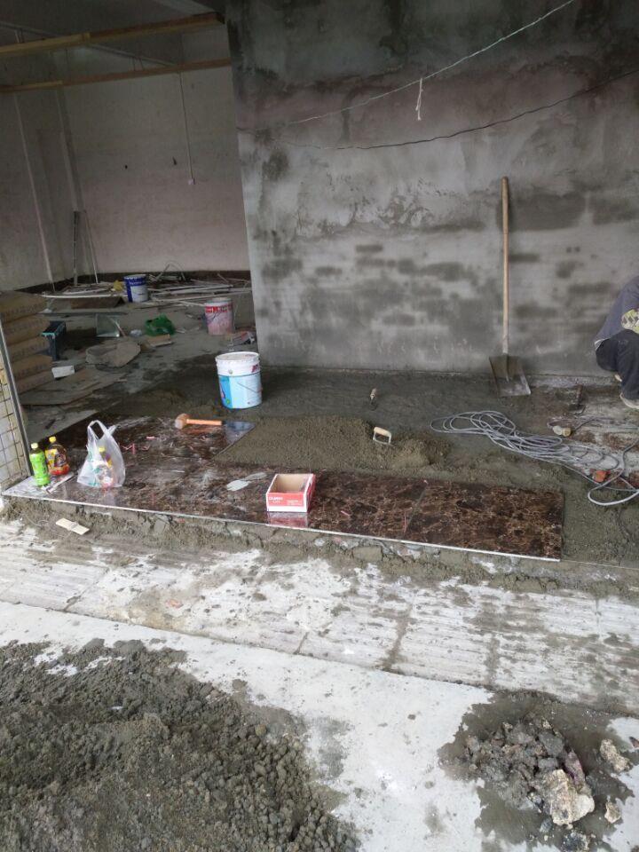 樟木头泥水工程装修