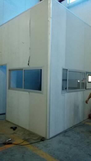常平专业承接彩钢板隔墙吊顶