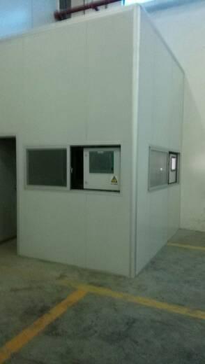 望牛墩专业承接彩钢板隔墙吊顶