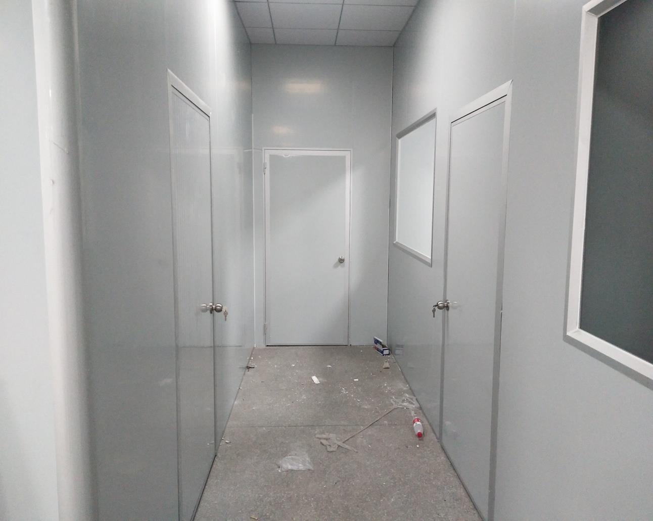 沙田彩钢板隔墙工程