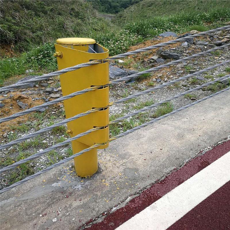 专业订制钢丝绳护栏生产厂家