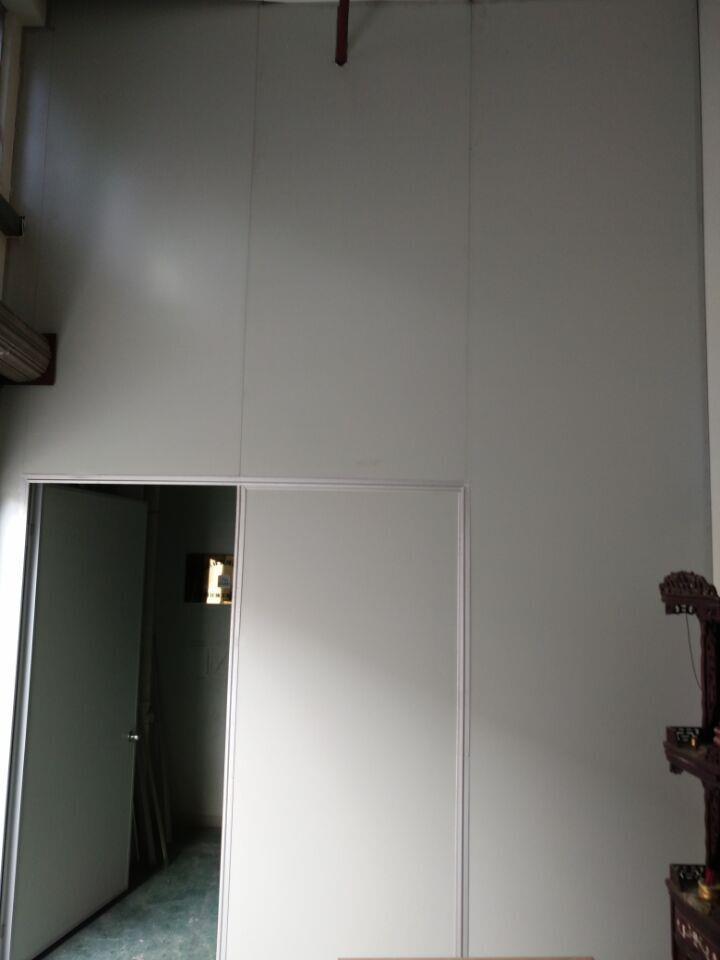 专业承接东莞彩钢板隔墙工程公司