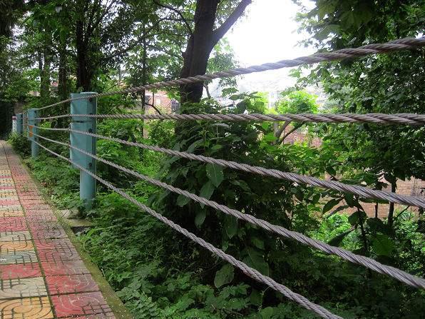 兰州供应钢索护栏