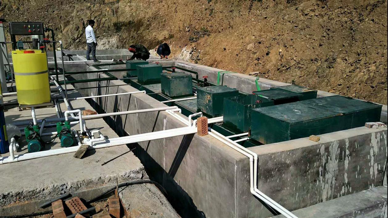 泉州地埋式污水处理设备价格