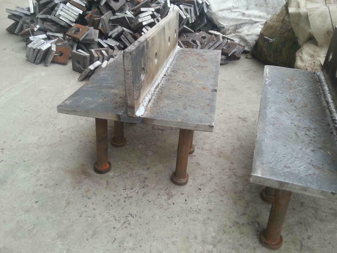 菏泽供应T型钢预埋件