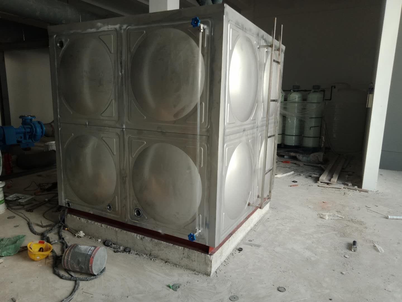 保定太陽能保溫水箱加工