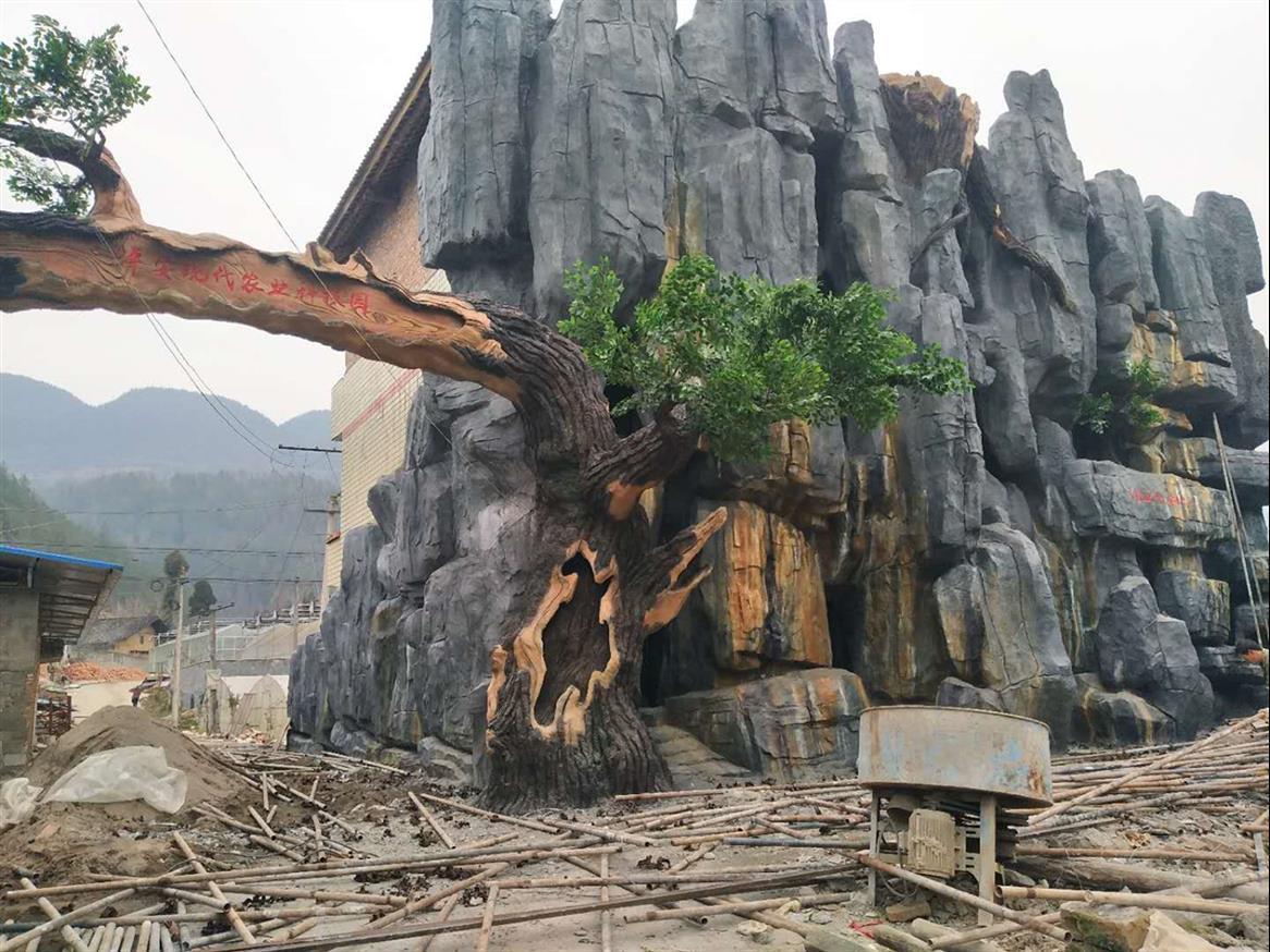 苏州生态园大门制作要求