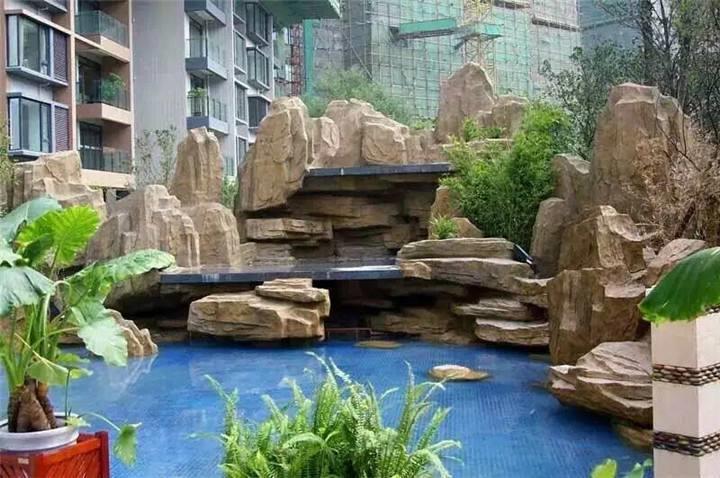 专业grc塑石假山制作要求