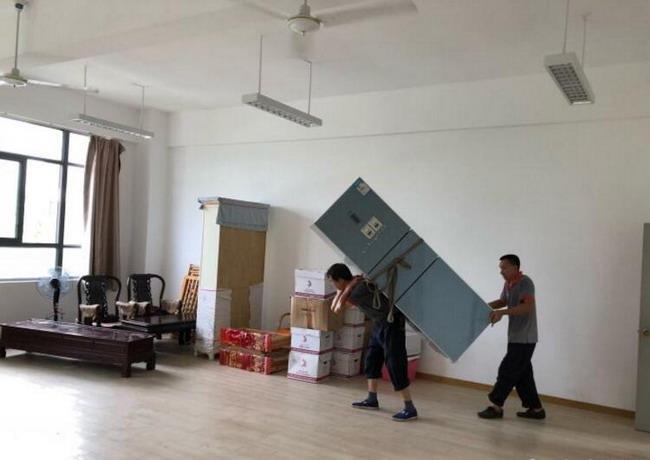 从上海到连云港市长途搬场公司