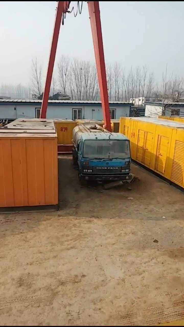 沧州环保1200千瓦发电机租赁