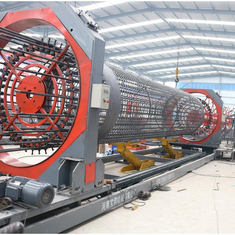 常德新型钢筋笼滚焊机制造商