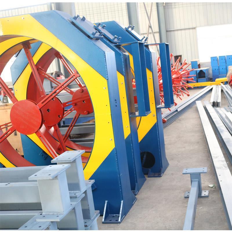 广东云浮数控钢筋笼滚焊机制作规范