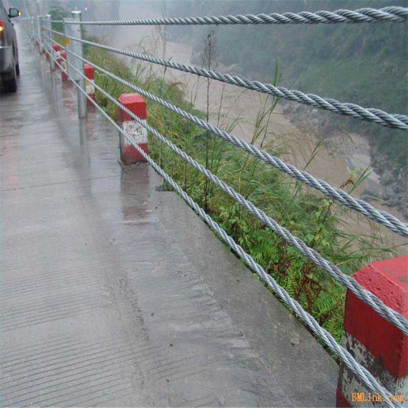 阿坝优质景区缆索护栏厂家