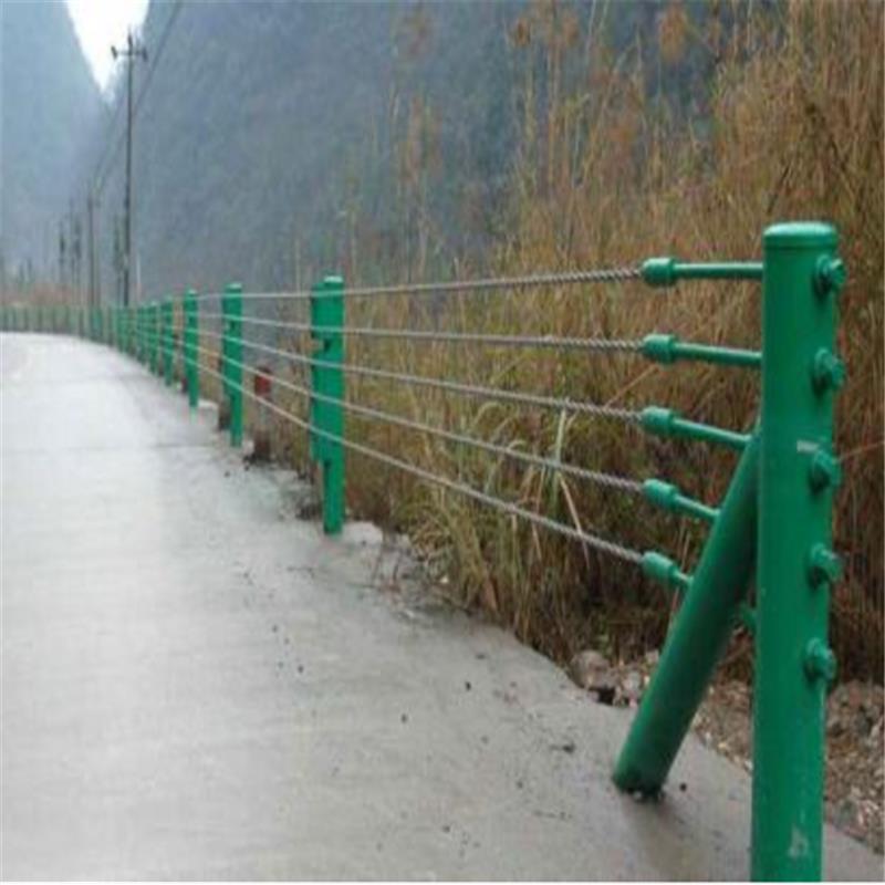 九江专业景区缆索护栏厂