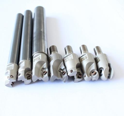 专业订制钨钢抗震刀杆刀柄可换式刀头