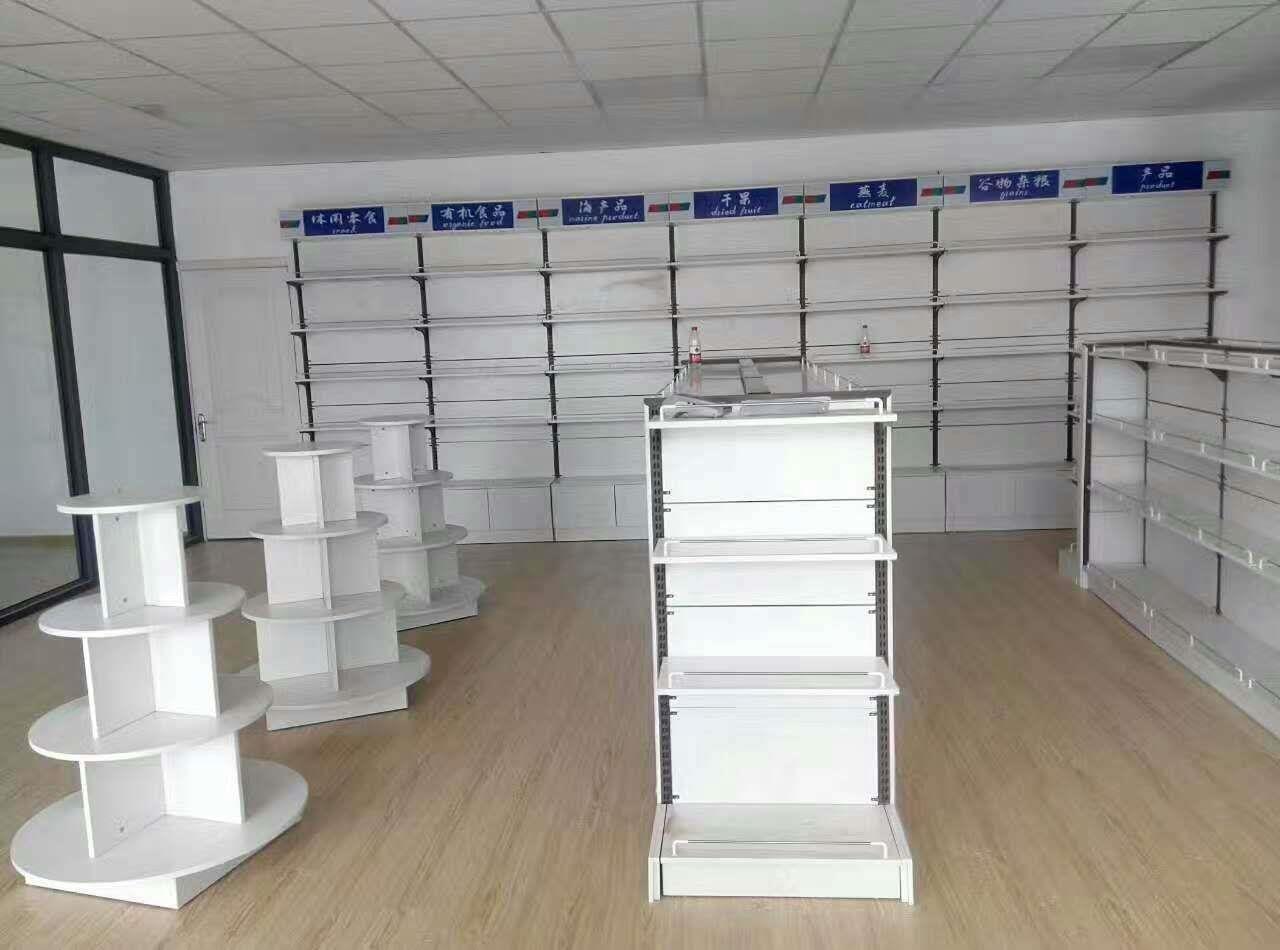 安阳钢木超市货架定制