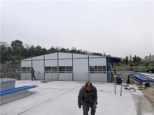 鹰潭活动板房制造