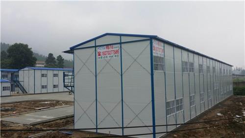 安福县活动板房安装厂家