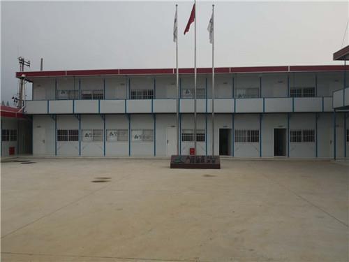 吉安市集装箱式板房安装厂家
