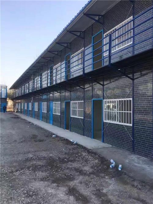 九江市集装箱式板房制造