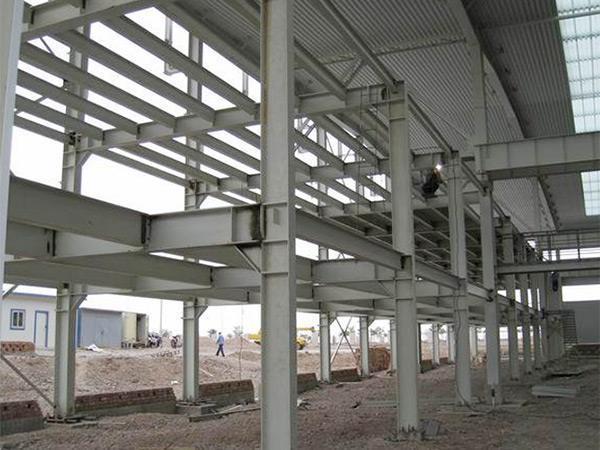 黄金开发区钢结构厂房制造