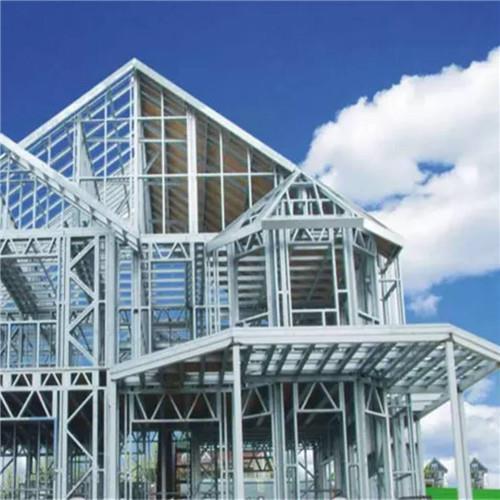 黄金开发区钢结构厂房供应