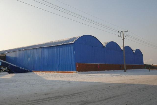 西湖区料棚制作生产厂家