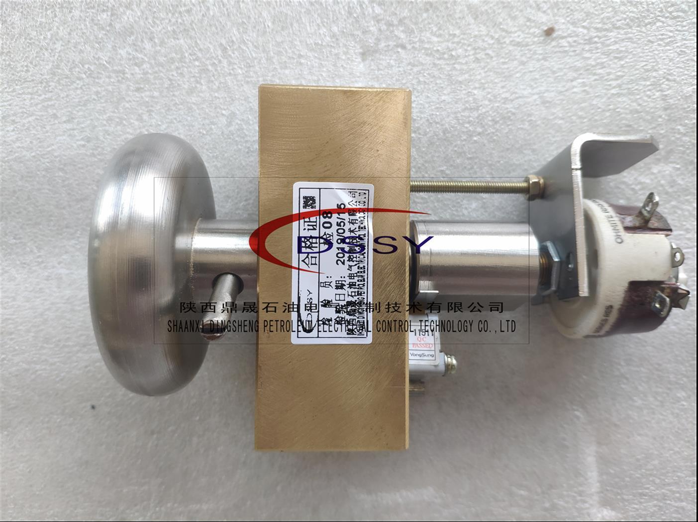石油钻机直流电控系统手轮总成单联