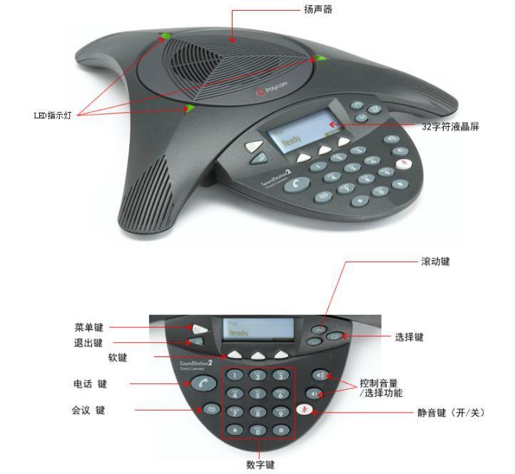 巴中宝利通会议电话扩展型价格