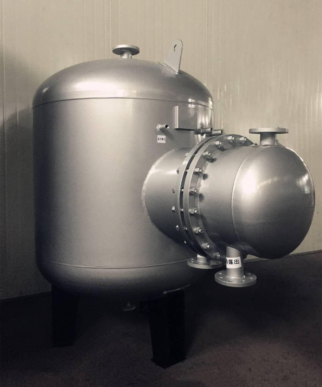 秦皇岛容积式换热器生产厂家